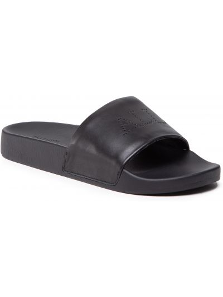 Czarne sandały casual Allsaints