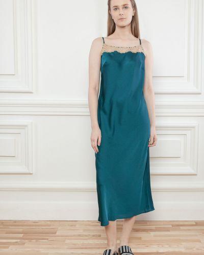 Платье оверсайз с декоративной отделкой Dolcedonna