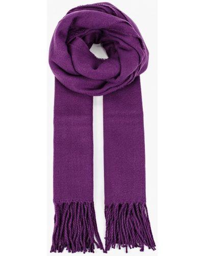 Фиолетовый шарф осенний Befree