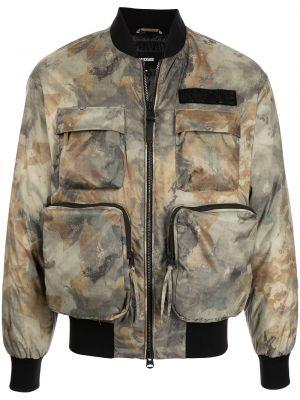Черная нейлоновая куртка Mackage