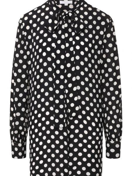 Блузка шелковая из вискозы Escada Sport