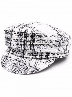 Хлопковая шапка - белая Ruslan Baginskiy