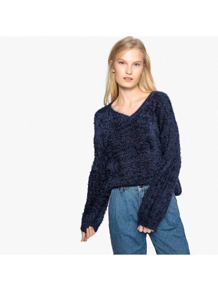 Пуловер с V-образным вырезом акриловый Best Mountain