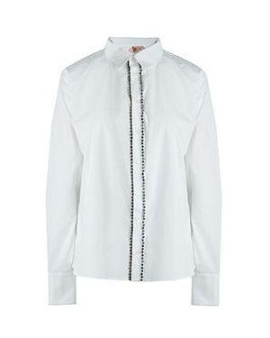 Белая рубашка No.21