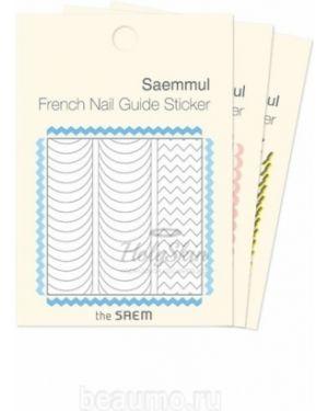 Наклейка для ногтей The Saem