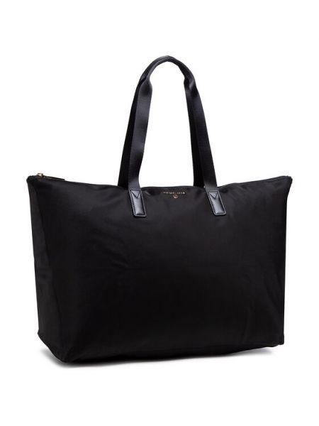 Czarna torba podróżna Michael Michael Kors