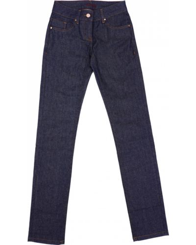 Синие джинсы с карманами Kookai