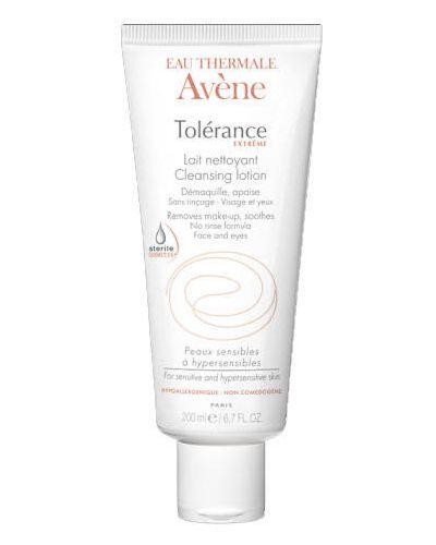 Молочко для лица увлажняющий очищающий Avene