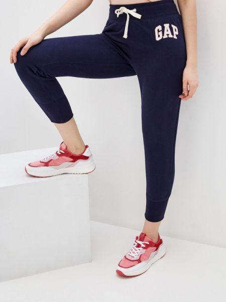 Спортивные брюки весенний синие Gap