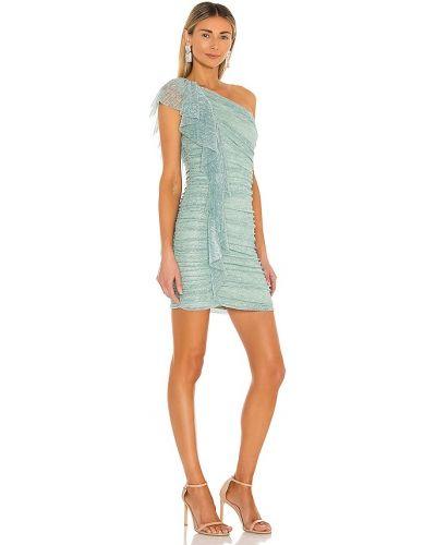 Niebieska sukienka Bcbgmaxazria