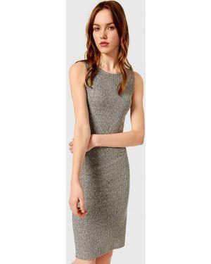 Платье серое платье-майка Ostin