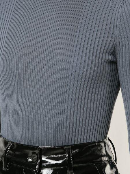 Prosto bawełna bawełna z rękawami golf Alexander Wang