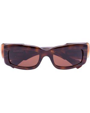 Солнцезащитные очки прямоугольные Balenciaga Eyewear