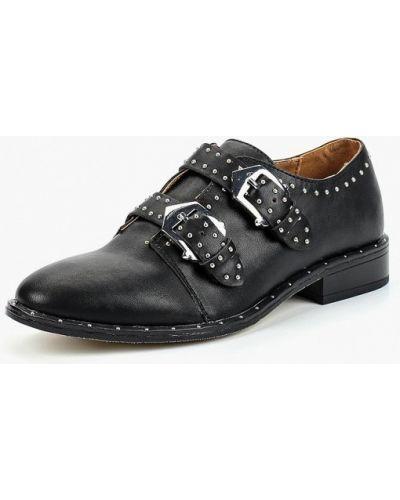 Кожаные ботинки осенние низкие Keddo