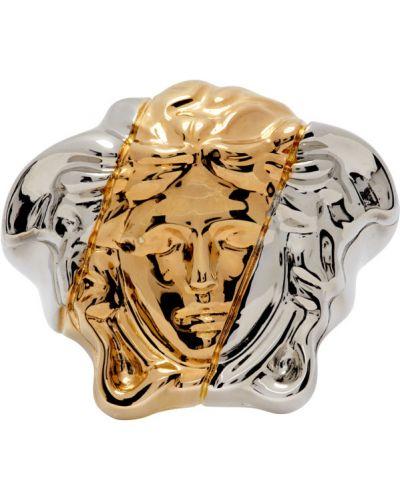 Палаццо золотые Versace