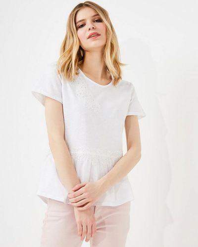 Белая футболка Blugirl Folies
