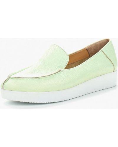 Бирюзовые туфли Dali