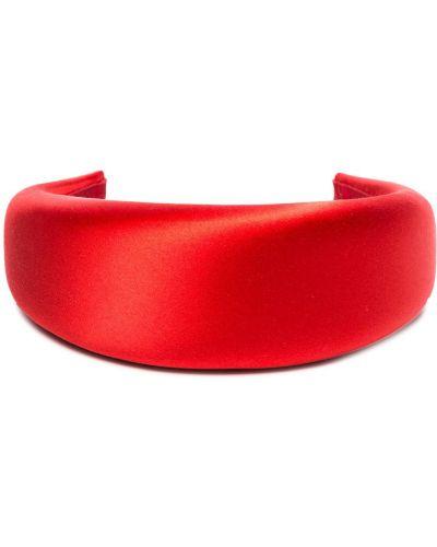 Ободок - красный Prada