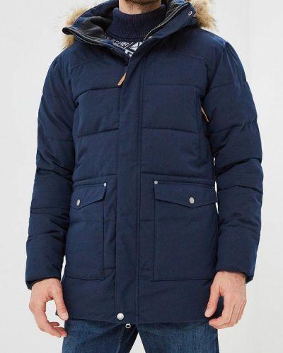 Утепленная куртка демисезонная осенняя Five Seasons