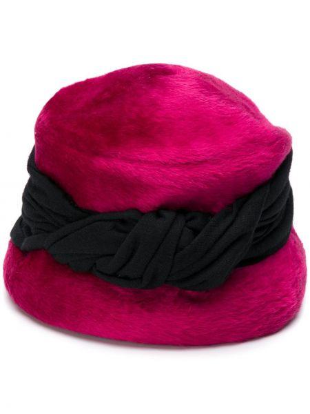 Czarny kapelusz wełniany vintage A.n.g.e.l.o. Vintage Cult