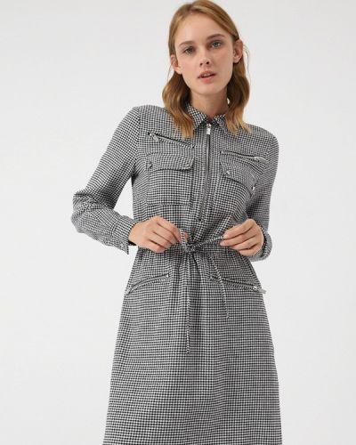 Платье платье-рубашка осеннее Lime