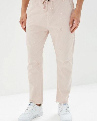 Розовые брюки J.b4