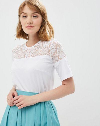 Блузка кружевная белая Modis