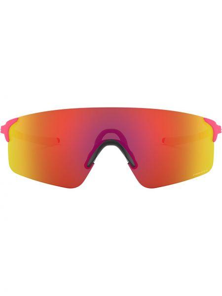 Różowe okulary Oakley