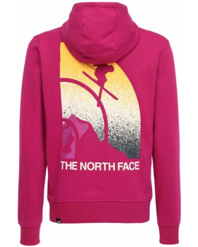 Bluza, fioletowy The North Face