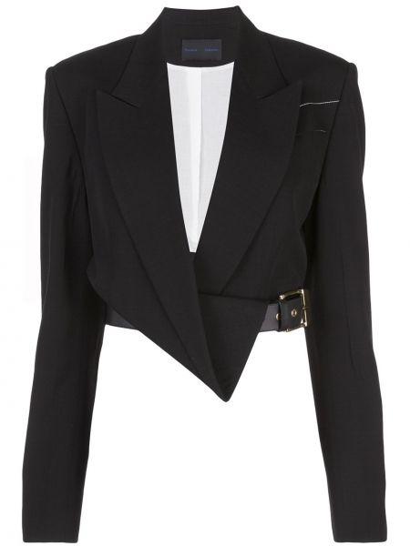 Куртка черная с карманами Proenza Schouler