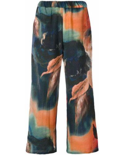 Свободные брюки с поясом Ermanno Gallamini