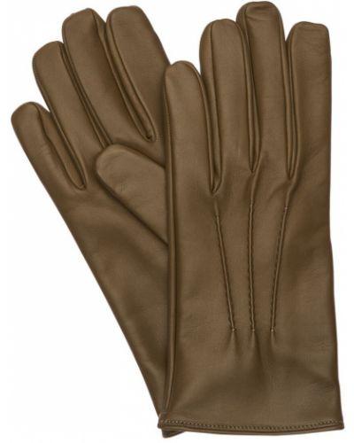 Rękawiczki skorzane Mario Portolano