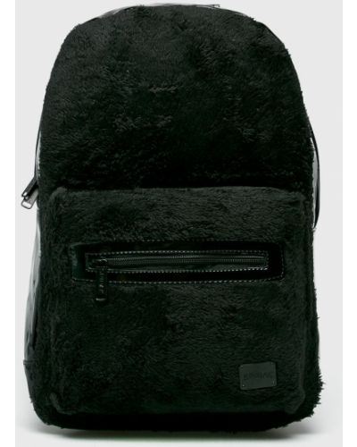 Черный рюкзак с отделениями Spiral
