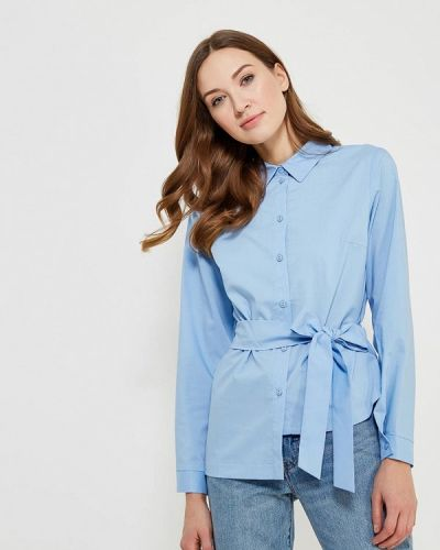 Голубая блузка Vittoria Vicci