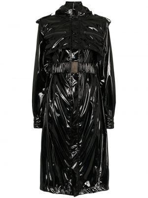 Пальто пальто-тренч черное Faith Connexion