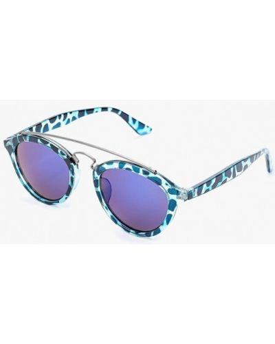 Бирюзовые солнцезащитные очки Modis