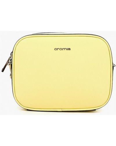 Кожаный сумка через плечо 2019 Cromia