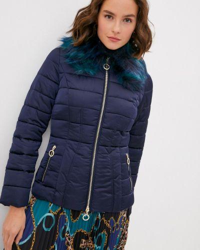 Утепленная синяя куртка Marciano Los Angeles