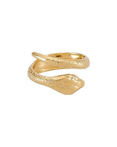 Złoty pierścionek Miranda Frye