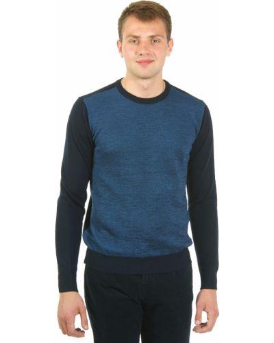Синий свитер Lagerfeld