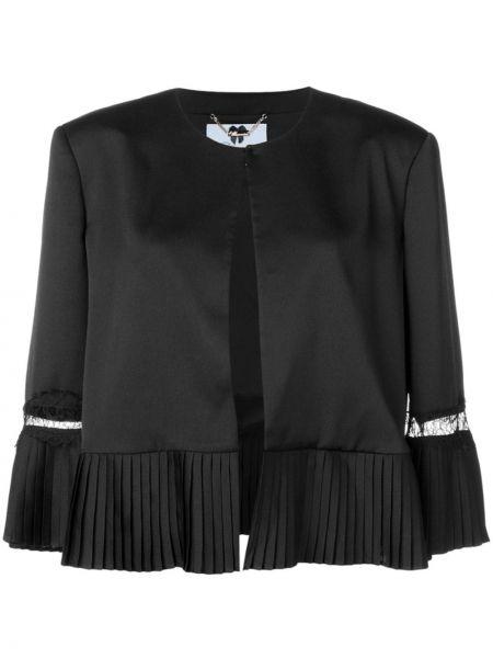 Черный пиджак Blumarine