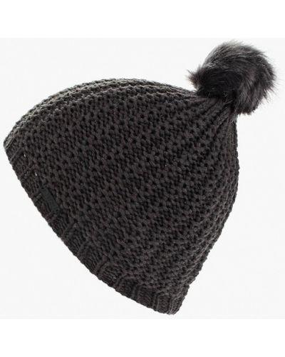 Черная шапка осенняя Billabong