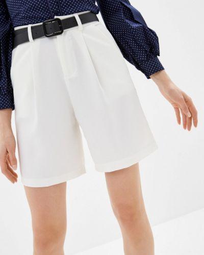 Повседневные белые шорты Miss Gabby