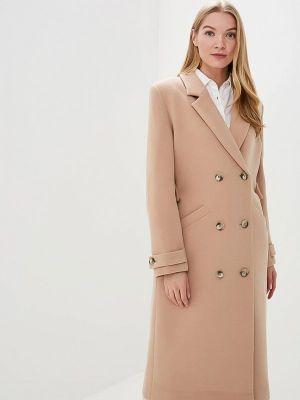 Пальто бежевое пальто Ruxara