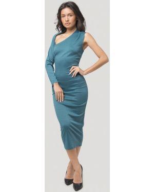 Бирюзовое вечернее платье Lipinskaya Brand