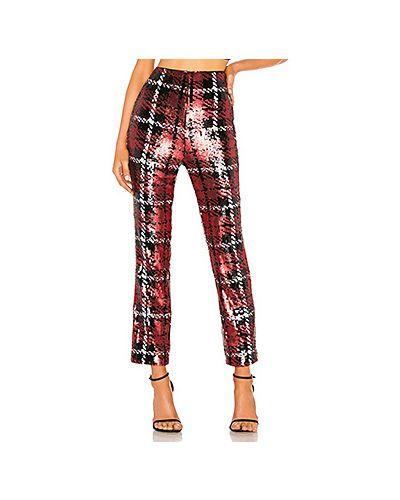 Укороченные брюки в полоску с подкладкой Nbd