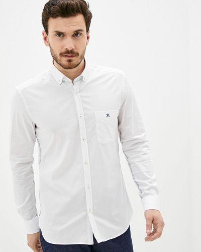 Белая рубашка с длинным рукавом Felix Hardy