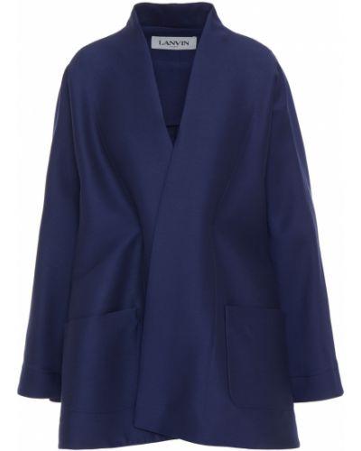Кружевная куртка Lanvin