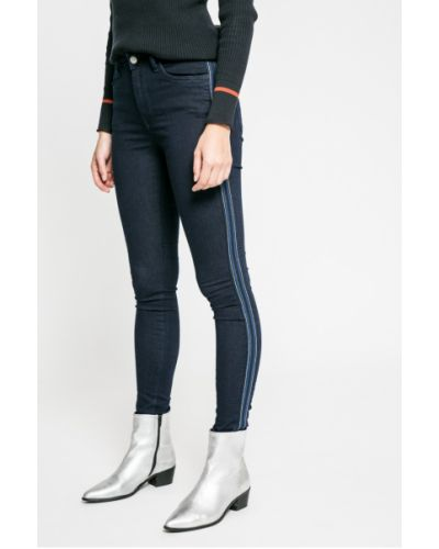 Джинсы-скинни на пуговицах с карманами Pepe Jeans