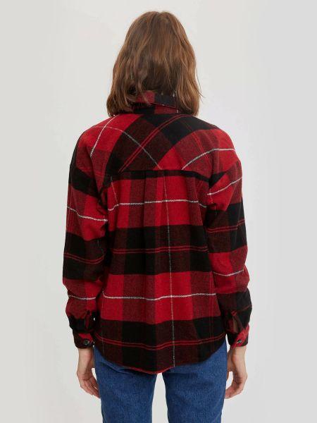 Красная рубашка Defacto